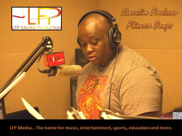 Phinesse Demps Radio Show Host/Producer and Freelance Writer (Indie Soul)
